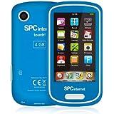 "SPCinternet SPC 5074A - Reproductor de MP5 (4 GB, pantalla de 2,8"") azul"