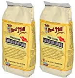(2 Pack) - Bobs Red Mill - Gluten Free Garbanzo Flour | 500g | 2 PACK BUNDLE
