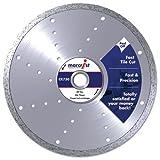 Advanced MARCRIST xs-ck750350mm x 25mm Schnelle Tile Diamant-Sägeblatt, ohne Flansch für/Marmor/Schiefer & Granite [1Stück]–-