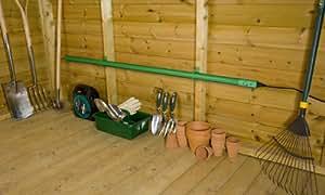 Appareil de chauffage compact pour les serres et abris de for Chauffage pour serre de jardin