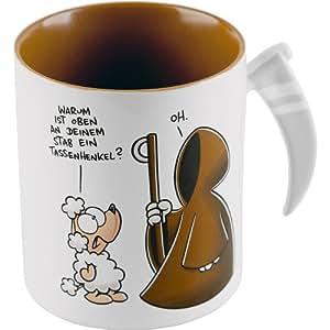 Nicht Lustig Tasse : unbekannt nichtlustig 41825 tasse tod k che ~ Watch28wear.com Haus und Dekorationen