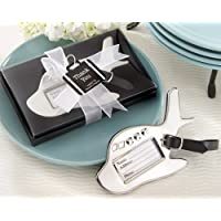 Airplane Luggage Tag in Gift Box with suitcase tag [SET OF 12] by Kate Aspen, Inc. Wedding Favors preisvergleich bei billige-tabletten.eu