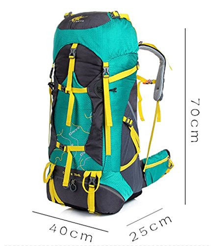 Outdoor großvolumigen Rucksäcken/ Wandern Rucksack/Paar Outdoor-Taschen/Rucksack Reisen E
