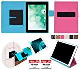 reboon Hülle für Blaupunkt Endeavour 1010 Tasche Cover Case Bumper | in Pink | Testsieger