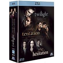 Twilight - Chapitre 1 : Fascination + Chapitre 2 : Tentation + Chapitre 3 : Hésitation