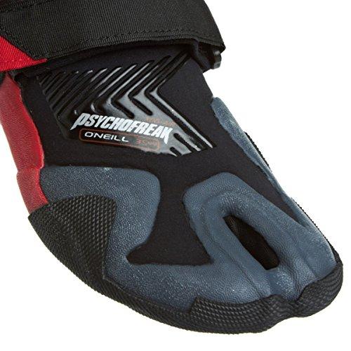 O'Neill Wetsuits - O'Neill Psychofreak Split Toe Wetsuit Boots - 3.5mm Black