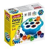 Quercetti–Q242Daisy Forme Sorter bébé jouet