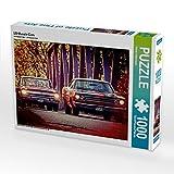 CALVENDO Puzzle US-Muscle-Cars 1000 Teile Lege-Größe 64 x 48 cm Foto-Puzzle Bild von Reiner Silberstein