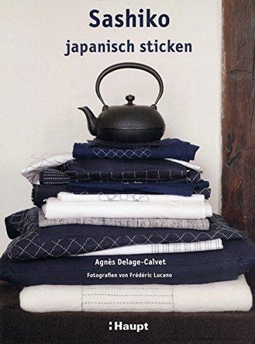 Sashiko: japanisch sticken Shibori Designs