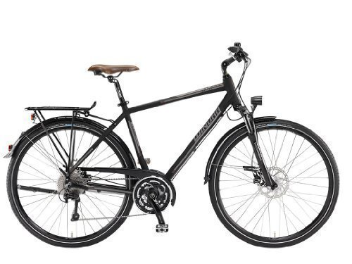 Mod 2013 Winora Jamaica 6.3 Herren Trekkingrad UVP 1299 Euro 30-Gang XT Bike schwarz/anthrazit matt Rahmengrösse siehe Auswahlfeld (Rahmengrösse 56)