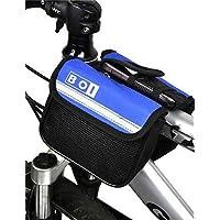 ZQ Sport Ciclismo esterno telaio pannier bag tubo sella anteriore