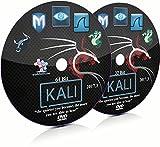 #7: Kali Linux 2017.3 64 Bit and 32 Bit Live Bootable Installation DVD
