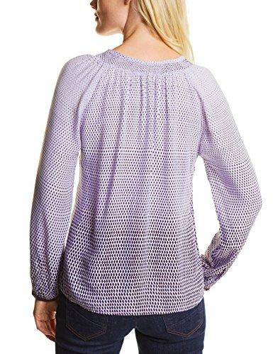 Cecil Damen Bluse Violett (Dark Purple 31085)