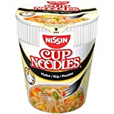 Nissin Cup Noodle - Nouilles instantanée Japonaises au Poulet (1x63g)