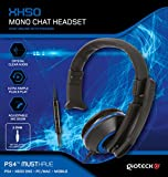 XH-50 wired Chat Mono Headset für PS4 [PlayStation 4 ]
