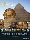 World Heritage 2017 - National Geographic Posterkalender, Wandkalender, Fotokalender  -  48 x 64 cm