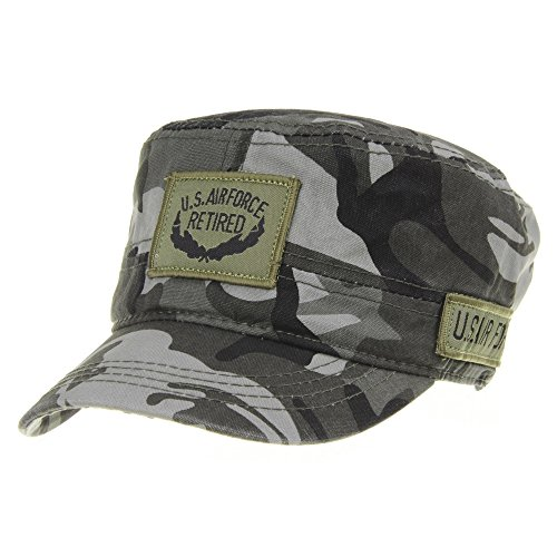 withmoons-cappello-militare-cadetto-cadet-cap-camouflage-military-us-air-force-cotton-hat-lx4291-oli