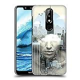 Head Case Designs Offizielle Vin Zzep New York City Shift Doppelte Aussetzung Ruckseite Hülle für Nokia 5.1 Plus / X5