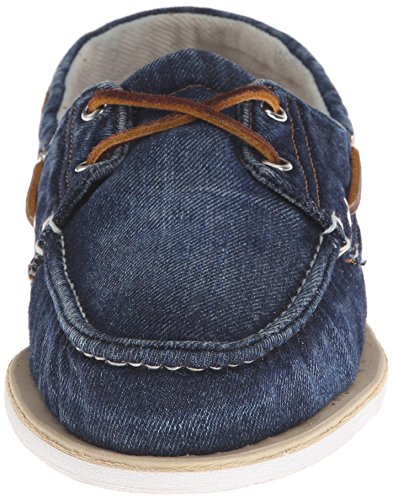 Timberland Cls2i Boat, Chaussures de Voile Homme Blue Denim