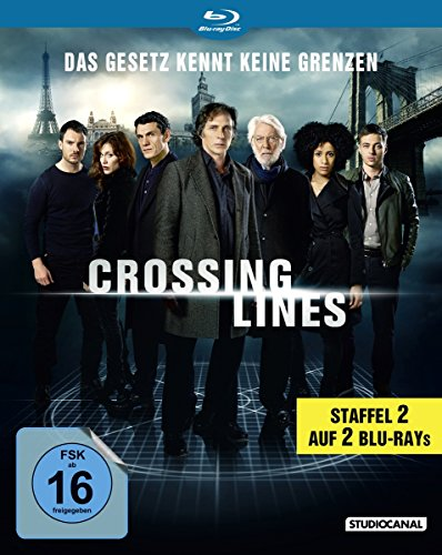 Lou Line (Crossing Lines - Staffel 2 [Blu-ray])