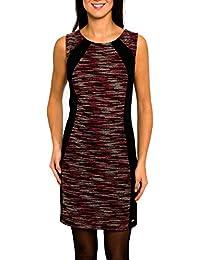 SMASH Latia Vestido Pichi Con Combinación de Tejidos-A1661311, Robe Femme