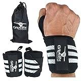 Protège poignet musculation - support poignet sport - soutien poignet pour crossfit, gymnastique, haltérophilie... Wrist wraps pour une protection poignet optimale.