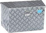 Alutec Transportkiste Trailer 51 42051 Aluminium (L x B x H) 610 x 300 x 355mm