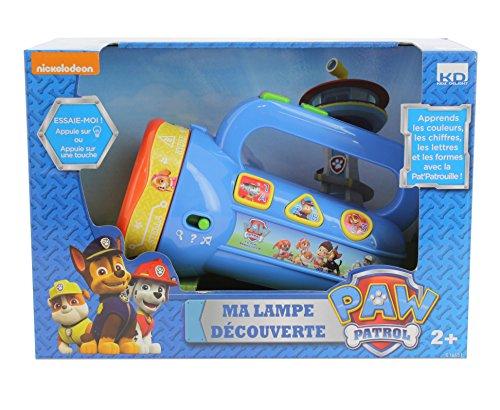 Pat' Patrouille- Ma Lampe éducative - S14651