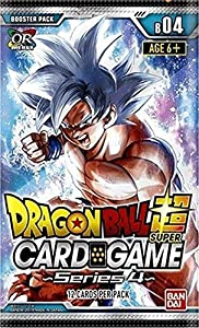 Asmodee BCLDBBO7832 Dragon Ball Super CG: Booster Pack B04 Colosal Warfare, multicolor, el embalaje puede variar