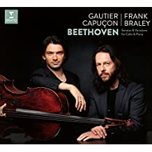 Beethoven: Sonatas & Variations for Cello & Piano