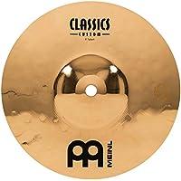 """Meinl Classics CC8S-B Classics Custom - Platillo Splash (20,32 cm/8""""), acabado brillante"""