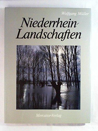 Niederrhein-Landschaften.,Erste Ausgabe.