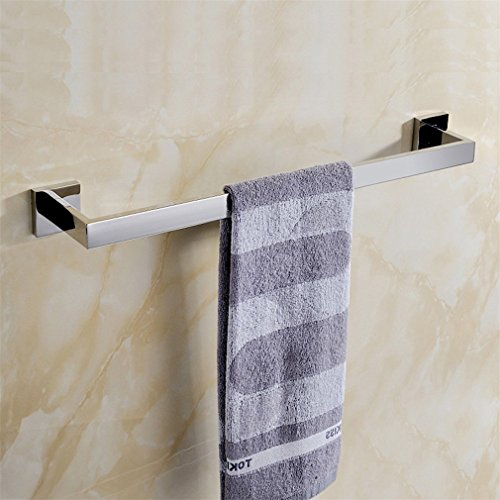 Weare Home Badaccessoires Badzubehör Einzeln Handtuchhaken Handtuchhalter Handtuchstange zur Wandmontage poliert SUS304 Edelstahl Handtuchhalter -