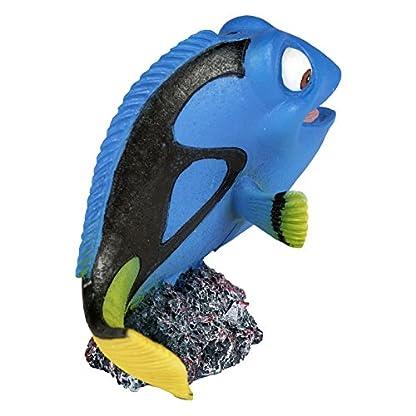 Pet Ting Finding Nemo Dory Aquatic Ornament - Aquarium Decoration - Vivarium Decoration 4