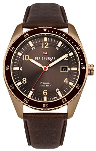 Reloj - Ben Sherman - para - WBS107TRG