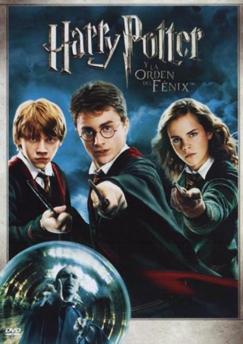 Harry Potter y la Orden del Fénix [DVD]