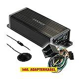 Kicker KEY180.4 PP Auto/KFZ Kompakt Plug & Play Upgrade Verstärker/Endstufe kompatibel für Ford