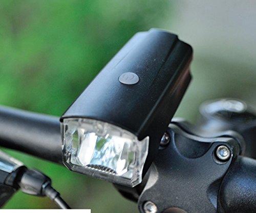 Joyorun illuminazione bicicletta set super luminoso fanalini