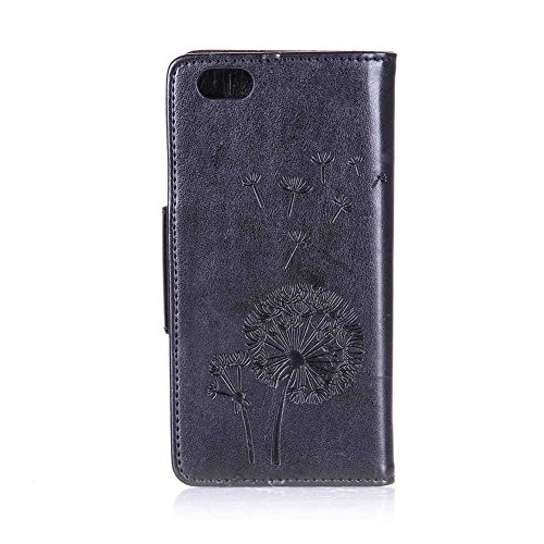 """iPhone 6/6S Coque, LANDEE PU Leather Bling Bling Gaufrage Etui Housse Flip Case Coque Pour iPhone 6 / iPhone 6S (4.7"""") (6S-P-0612) 6S-P-0611"""