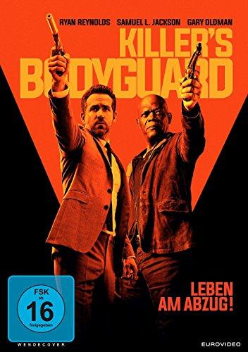 Bild von Killer's Bodyguard - Leben am Abzug!