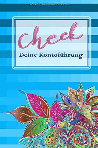 Price comparison product image check Deine Kontoführung: Meine Kontoführung im Überblick mit dem Kontoführungs Buch / Debitorenbuchhaltung / Buchhaltungsbuch / EÜR