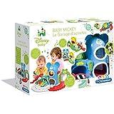 Clementoni - 52143-Le garage d'activités de Baby Mickey-PREMIER AGE