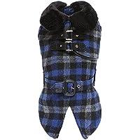 Puppy Angel Cerone Dog Coat Navy Blue Size XXXL