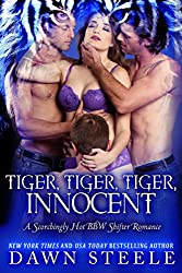 Tiger, Tiger, Tiger, Innocent: A Hot, Hot, Hot BBW Shifter Romance with a Twist (English Edition)