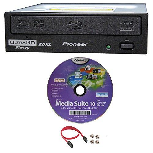 Pioneer 16x bdr-211ubk interne Ultra HD 4K Blu-ray BDXL Brenner in Retail Box Pioneer BDR 211UBK
