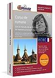 Curso de rumano: Paquete completo (desde el nivel A1 hasta el C2): Software compatible con Windows y Linux. Aprende rumano con el método de aprendizaje de memoria a largo plazo