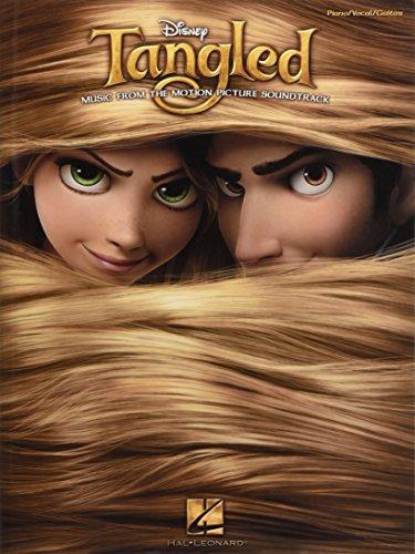 Disney's Tangled (Piano Book): Songbook für Klavier, Gesang, Gitarre (Pvg)