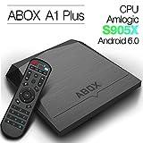 2017 Glodmall Modell ABOX A1 Plus Smart Android 6.0 TV BOX mit 2GB+8GB RAM AmlogicS905X Quad Core...