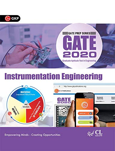 GATE 2020 - Guide - Instrumentation Engineering