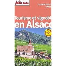 Petit Futé Tourisme et vignoble en Alsace : La route des vins d'Alsace